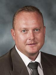Tinus Stols, estate agent